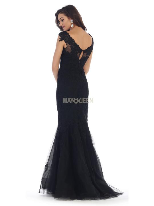 Mayqueen 7236 Blå eller sort.