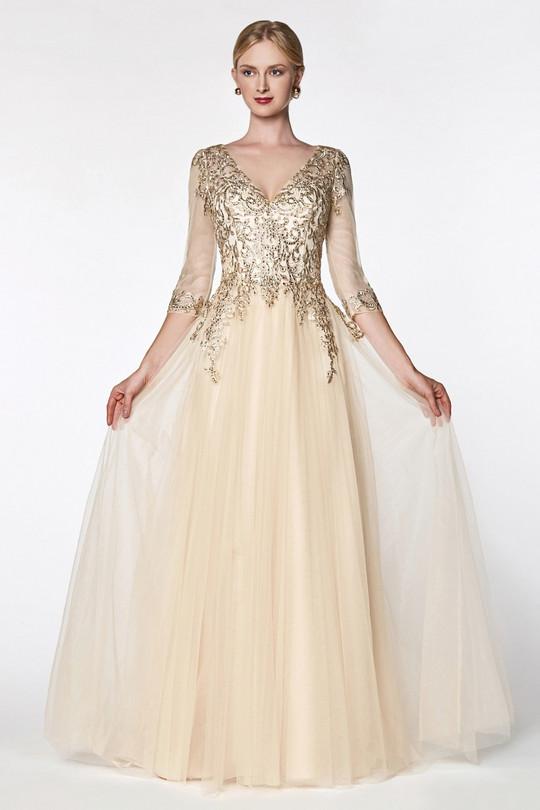 Cinderella C003 Champagne