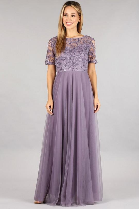 Fanny 1838 Lavendel