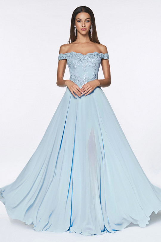 Cinderella 7258 - paris blue