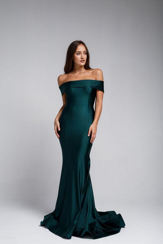 Amelia 373 Smaragdgrøn