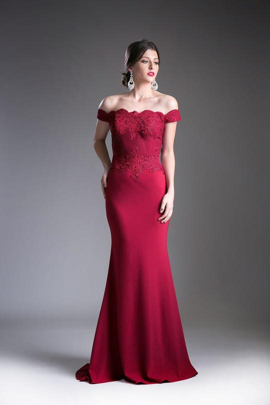 Cinderella  12 burgund