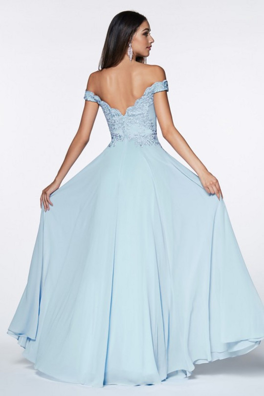 Cinderella 7258 Paris Blue