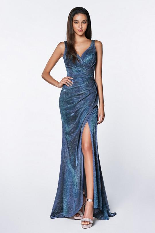 Cinderella 332 Metallic blue