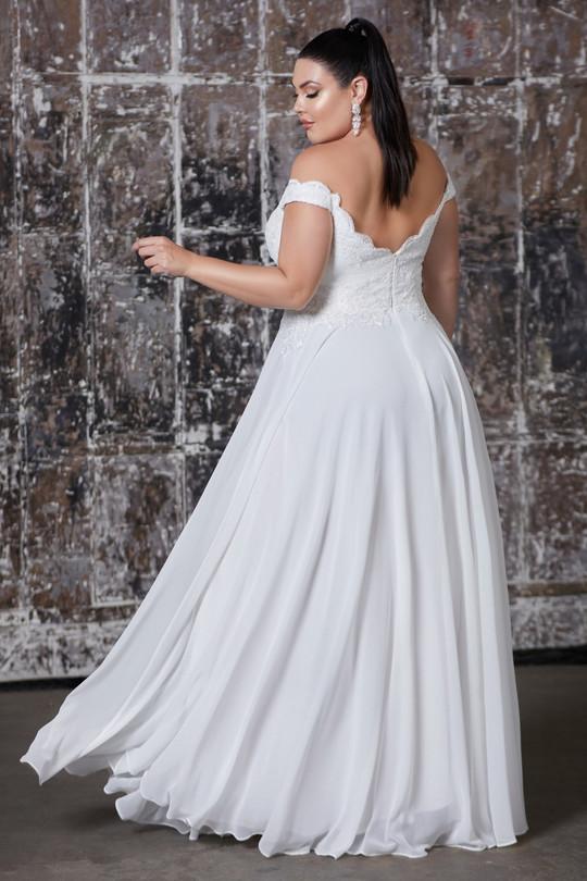 Cinderella 7258 White