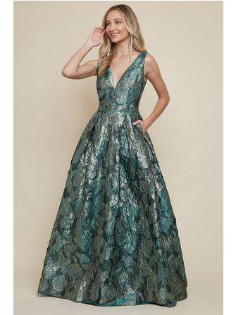 Manjiu Jaquard dress - Frk. Fie