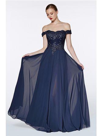 Cinderella 7258 - smoky blue - Frk. Fie