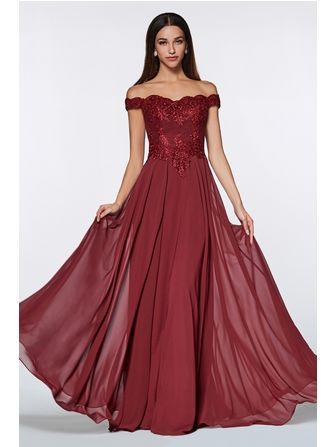 Cinderella 7258 - burgund - Frk. Fie