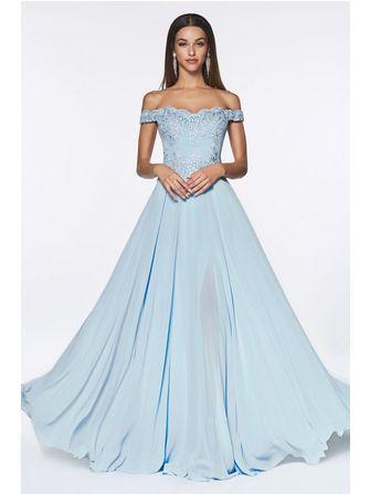 Cinderella 7258 Paris Blue - Frk. Fie
