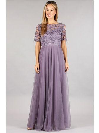 Fanny 1838 Lavendel - Frk. Fie