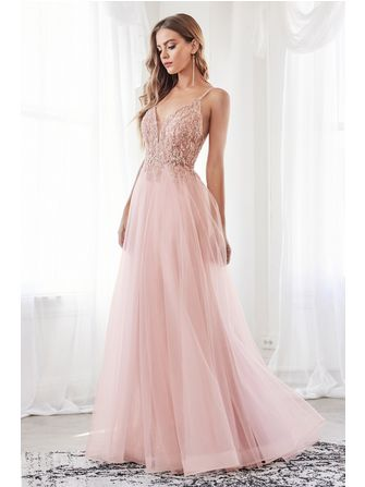 Cinderella 0154. Rose, Blå eller Champagne - Frk. Fie