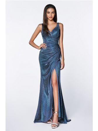 Cinderella 332 Metallic blue - Frk. Fie