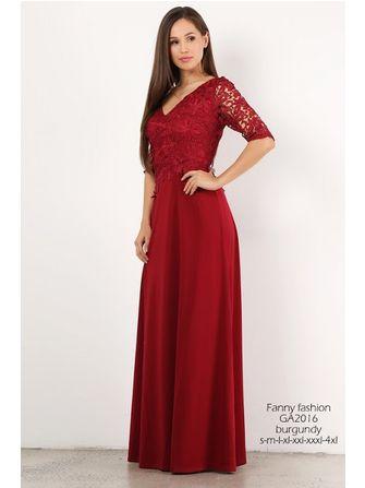 Fanny 2 Burgund - Frk. Fie